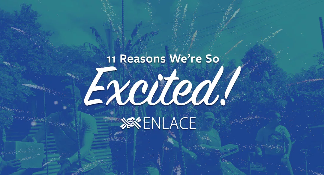 11 REASONS WE'RE SO EXCITED!